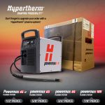 Hypertherm plasma cutter system add-on