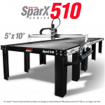 5x10 CNC Plasma Table