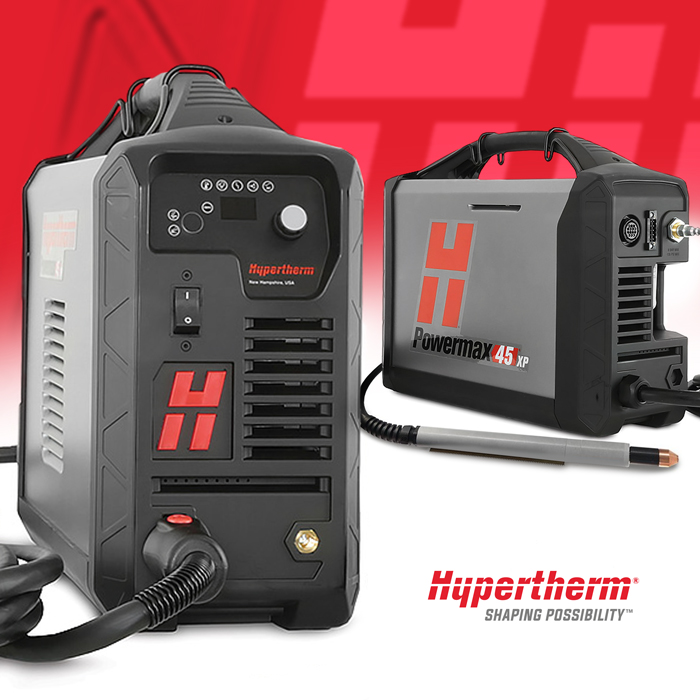 Hypertherm 45XP Plasma Cutting System