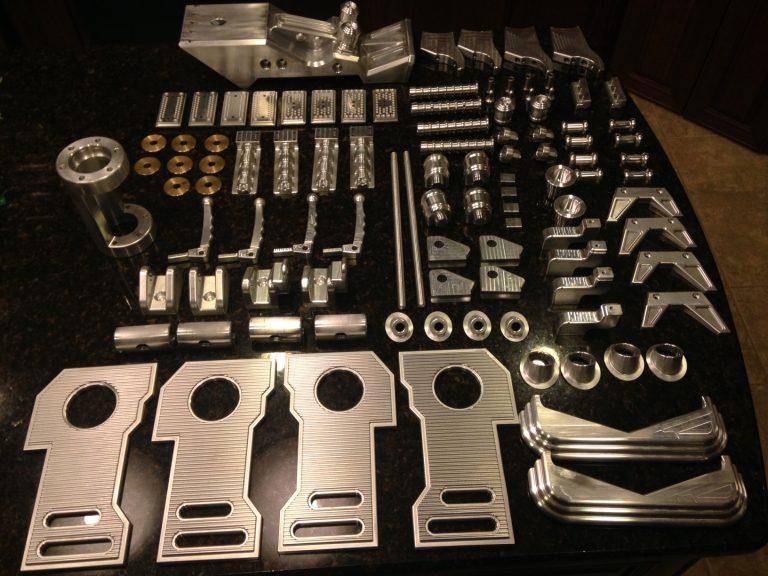 Parts Fabrication