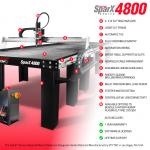 4x8 CNC Plasma Table