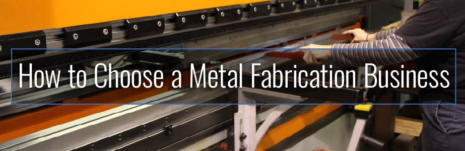 How to choose the best metal fabrication business with a CNC plasma table