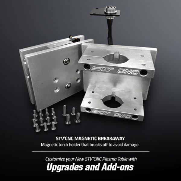 STVCNC Magnetic Breakaway