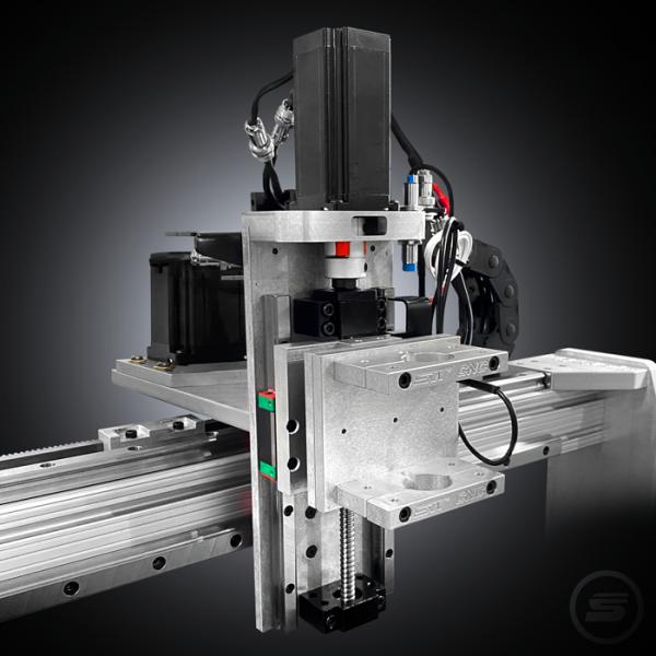 STVCNC Plasma table Z-Axis Nema Motors THC Torch Height Control Magnetic Breakaway