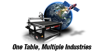 One Table, Multiple Industries