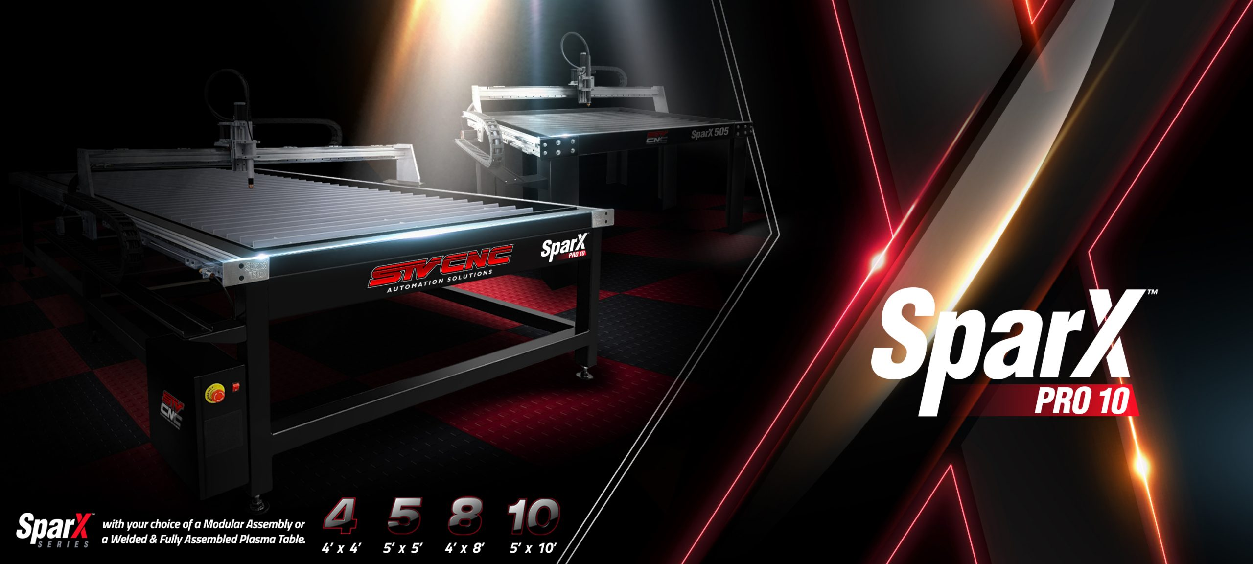 SparX PRO 10