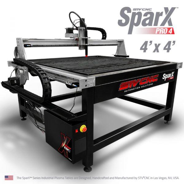Plasma Cutting Machine SparX PRO4