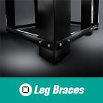 STVCNC Leg Brace Supports