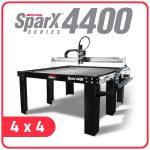 CNC 4x4 Plasma Table