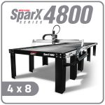4x8 Plasma Cutting Table