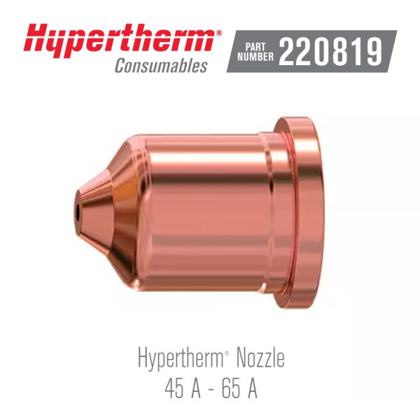 Hypertherm® Consumables 220819 Nozzle
