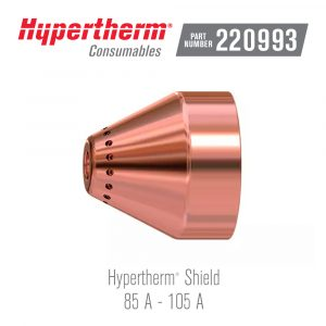 Hypertherm® Consumables 220993 Shield 105A