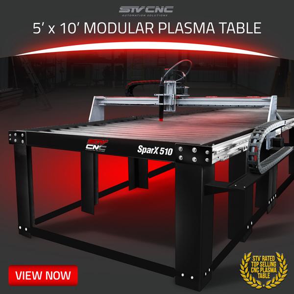 stvcnc-sparxseries-plasma-cut-table-metal-iron-brass-copper-stainless-aluminum-ironworks-manufacturing-torch-fabrication-custom-metalart-industrial-stvmotorsport-stvcnc-cnc-plasmatable-plasmacut-metal-art-steel-artwork-industrial-waterpan-gantry-hypertherm-torch-cnc-plasma-hobbyist-signmaker-powermax-stv-fabrication-weld-customsign-cnctable-sparx-sparxpro-heavyduty